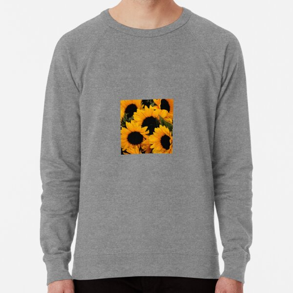 Santa Barbara Sunflowers (2006) Lightweight Sweatshirt
