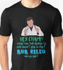 Hey Champ! Unisex T-Shirt