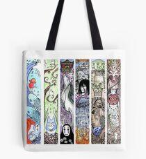 Ghibli all the way! Tote Bag