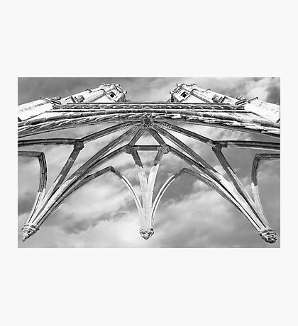 jerónimos structure. Photographic Print