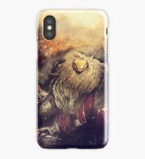 Bard the Wandering Caretaker iPhone Case/Skin