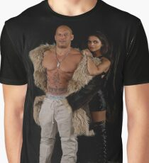 XXX Return Of xander Cage Xander and Serena Graphic T-Shirt