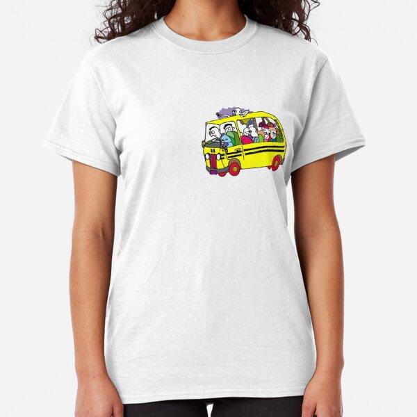 Va Va Vroom in Lagos Classic T-Shirt
