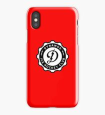 Dynamos iPhone Case/Skin