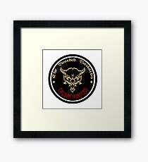 Taliban Hunters Special Forces Framed Print