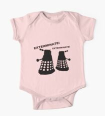 Dalek - Doctor Who - Exterminate! Kids Clothes