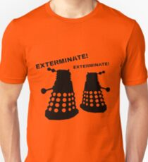 Dalek - Doctor Who - Exterminate! T-Shirt