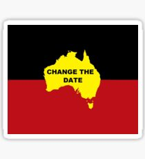 Change the Date Ab - Zoomed Out Sticker