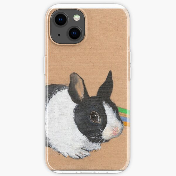 Rabbit iPhone Soft Case