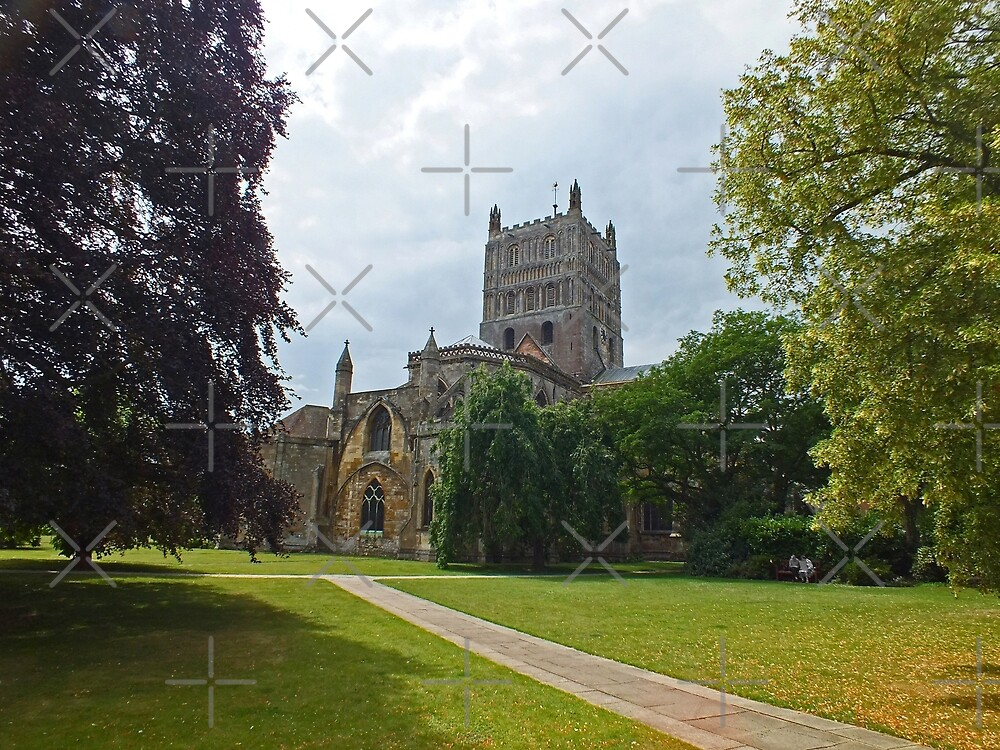 Abbey Church by Yampimon