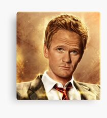 How i met your mother - Barney Stinson Canvas Print