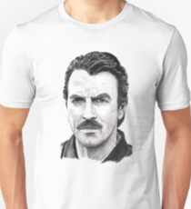tom selleck Unisex T-Shirt