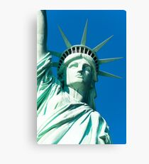 The Statue of Liberty Canvas Print