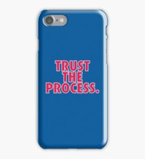 Trust The Process - Joel Embiid iPhone Case/Skin