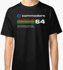 Commodore 64 - personal computer Classic T-Shirt