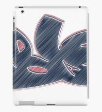 Cool Street Art Graffiti iPad Case/Skin