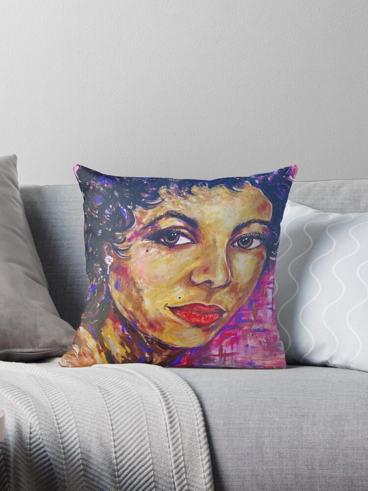 Dorothy Dandridge Portrait Painting by CXPRESSIONS