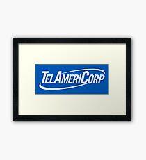 TelAmeriCorp Framed Print