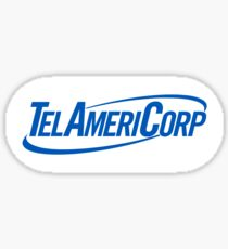 TelAmeriCorp Sticker