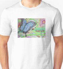Butterfies turn into caterpillars  Unisex T-Shirt