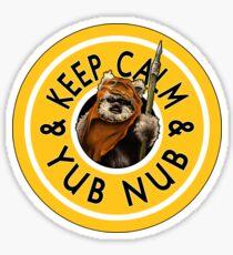 KeepCalm#6 Sticker