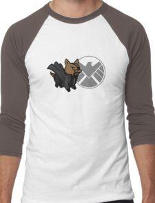 Pig Fury Men's Baseball ¾ T-Shirt