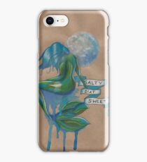 Moon Mermaid iPhone Case/Skin