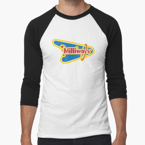 Milliways: the Restaurant at the End of the Universe Baseball ¾ Sleeve T-Shirt