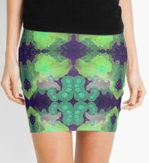 rage to the forth dimension Mini Skirt