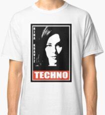 obey techno Classic T-Shirt