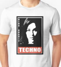 obey techno T-Shirt