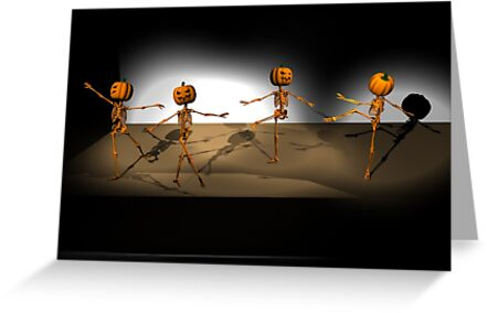 Halloween Ballet by Mythos57