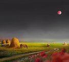 Once In A Red Moon by Igor Zenin