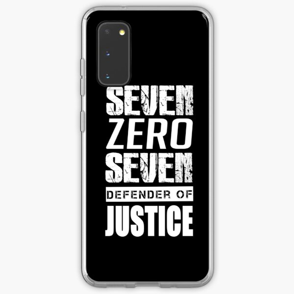 SEVEN ZERO SEVEN Mystic Messenger Collection 7 Samsung Galaxy Soft Case