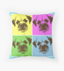 Pawhol Throw Pillow