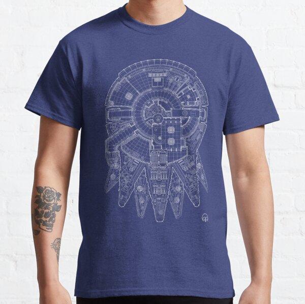 Millenium Octopus T-shirt classique