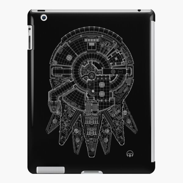 Millenium Octopus iPad Snap Case