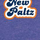 «New Paltz - Retro 70s - Logotipo» de graphix