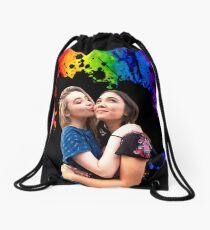 Riley & Maya (Rilaya) Drawstring Bag