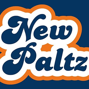 New Paltz - Retro 70s - Logo by graphix