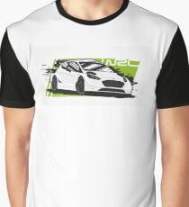 Ford Fiesta M-Sport WRC Graphic T-Shirt