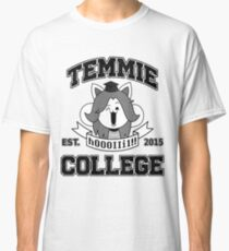 Temmie College Classic T-Shirt