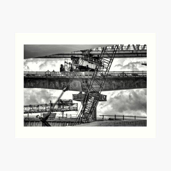 Overpass Art Print