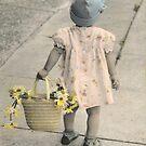 Little Girl by Christine  Wilson