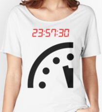 Doomsday Clock Women's Relaxed Fit T-Shirt