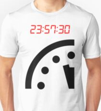 Doomsday Clock Unisex T-Shirt