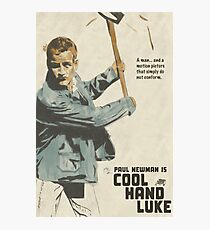 Nothing Can Be a Real Cool Hand Photographic Print