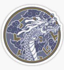 RYUUGAWA GA TEKI WO KURAU Sticker