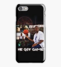 Jesus Shuttlesworth Vintage Tour Design iPhone Case/Skin