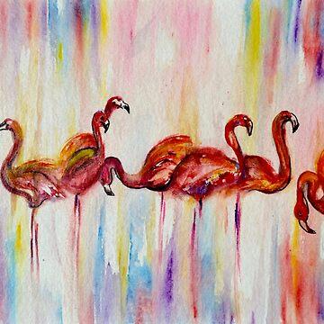"""146. """"Pelican Family"""" by M.Viljoen by mviljoenart"""
